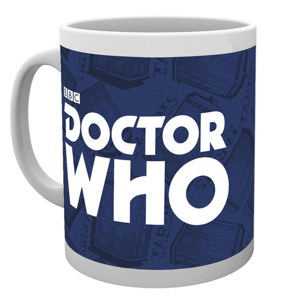 Mug Doctor Who - Logo