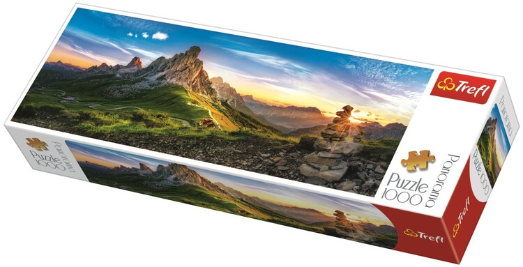 Puzzle Dolomites - Passo di Giau