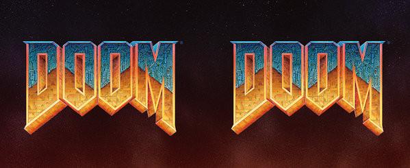 Mug Doom - Classic Logo