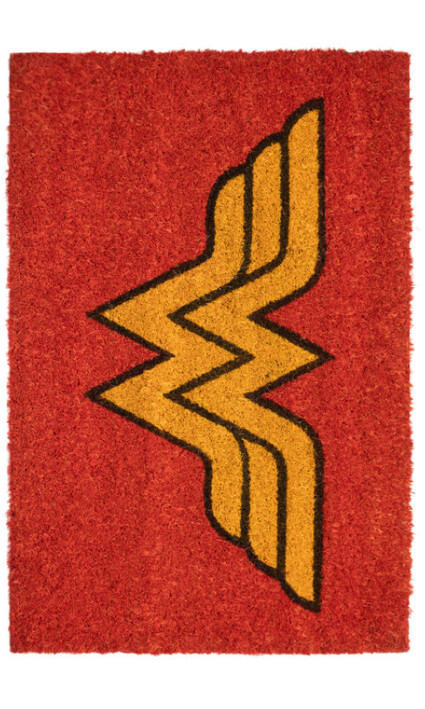 Doormat DC Comics - Wonder Woman Logo