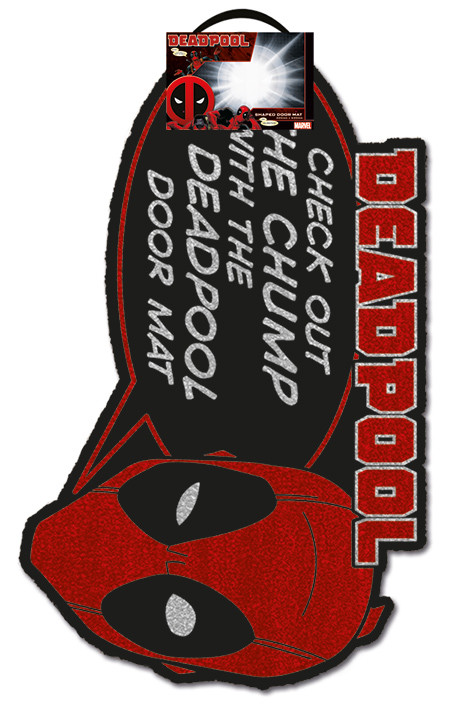 Doormat Deadpool - Chump