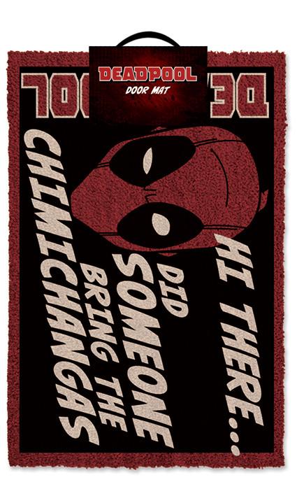 Doormat Deadpool