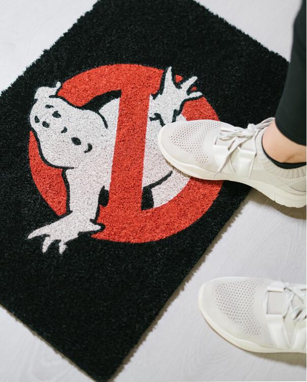 Doormat Ghostbuster - Logo