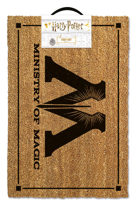 Doormat Harry Potter - Ministry Of Magic