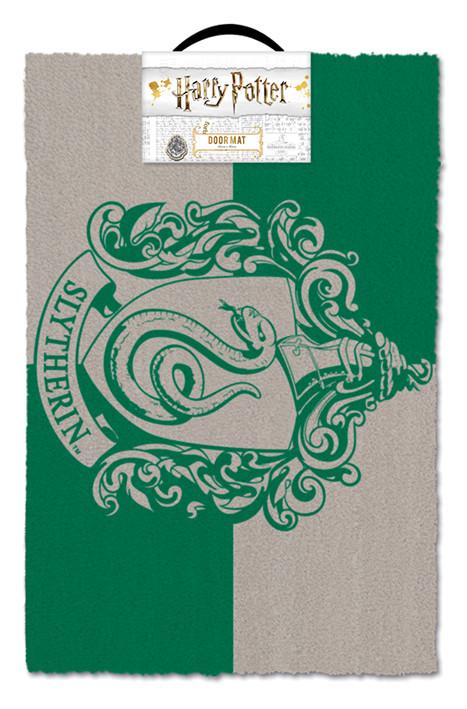Doormat Harry Potter - Slytherin