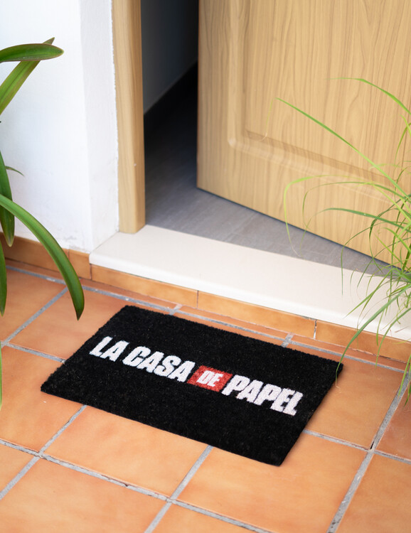 Doormat La Casa De Papel