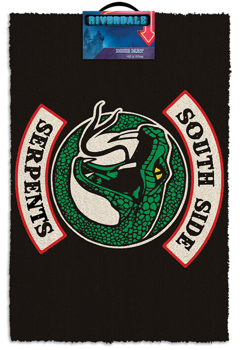 Doormat Riverdale - Join the South Side Serpents