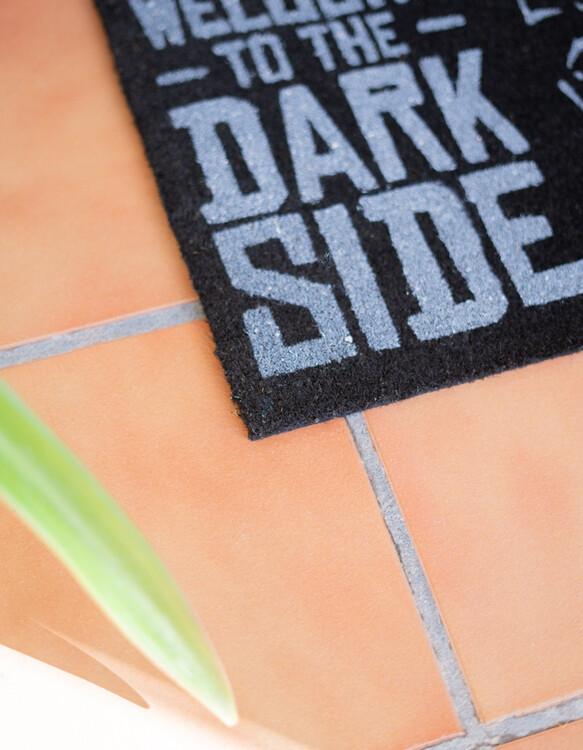 Doormat Star Wars - Welcome to the Dark Side