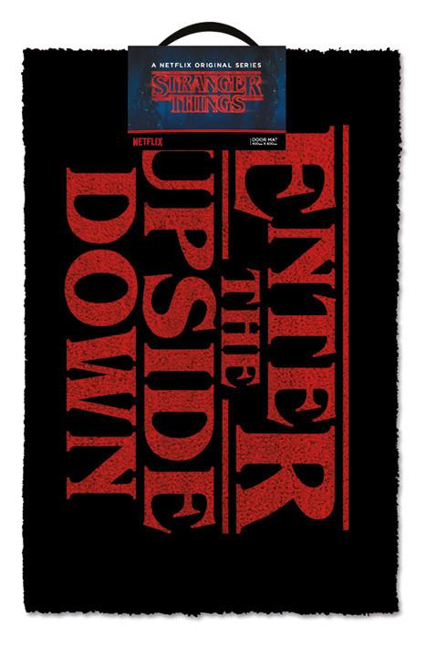 Doormat  Stranger Things - Enter The Upside Down