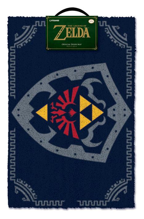 Doormat The Legend of Zelda - Hylian Shield
