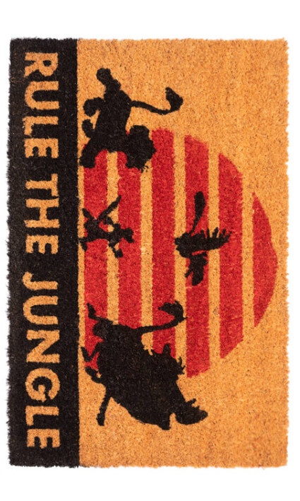 Doormat The Lion King - Rule The Jungle