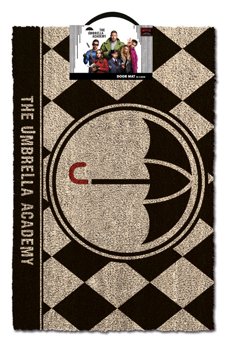 Doormat The Umbrella Academy - Icon