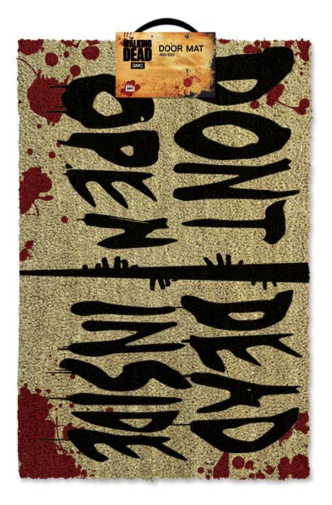 Doormat The Walking Dead - Dont Open Dead Inside