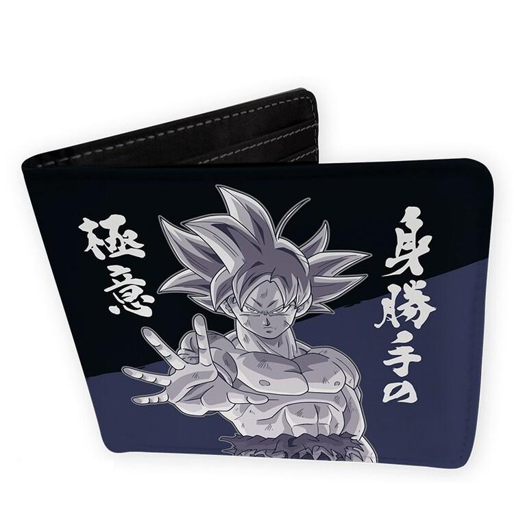 Wallet Dragon Ball Super - DBS/Goku Ultra Instinct