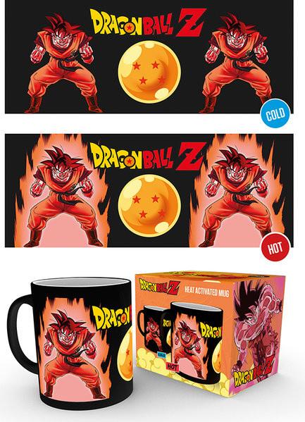 Cup Dragon Ball Z - Super Saiyan