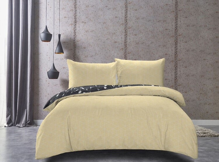 Bed sheets Ducato - Dandelion