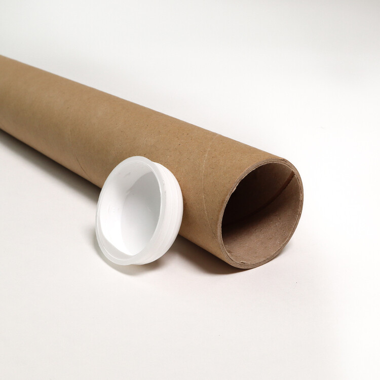 Durable tube for 1-2 posters