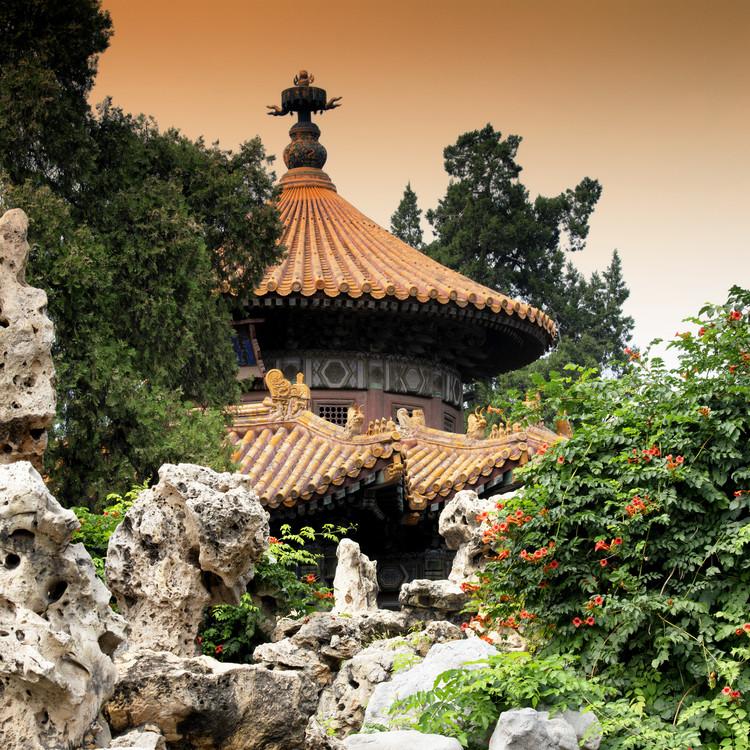 Eksklusiiviset taidevalokuvat China 10MKm2 Collection - Forbidden City