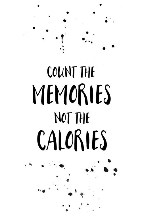 Eksklusiiviset taidevalokuvat COUNT THE MEMORIES