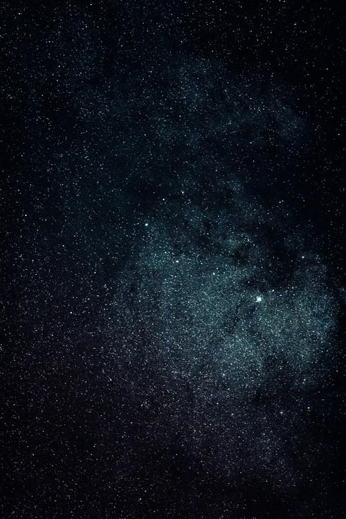 Eksklusiiviset taidevalokuvat Details of Milky Way of St-Maria III