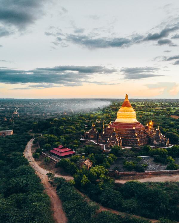 Eksklusiiviset taidevalokuvat Dhammayazika