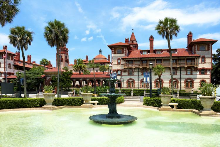 Eksklusiiviset taidevalokuvat Flager College - St Augustine - Florida