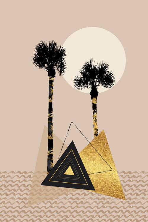 Eksklusiiviset taidevalokuvat Little Palm Island