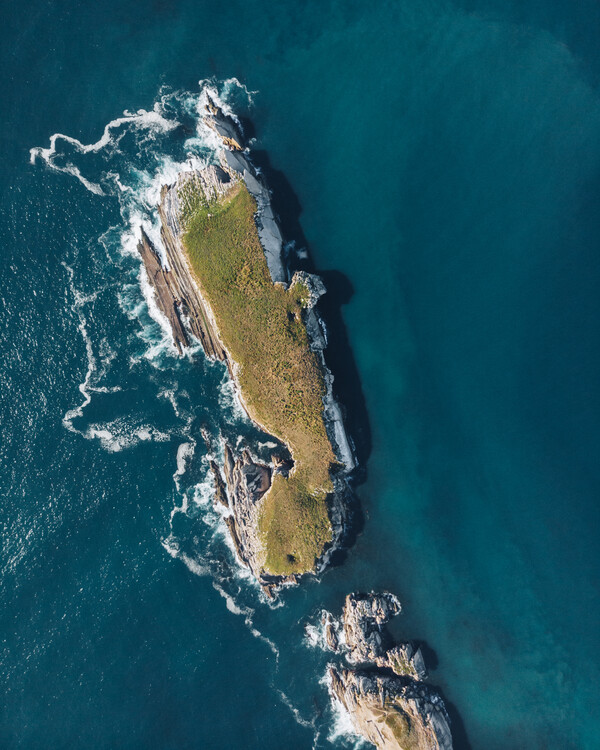Eksklusiiviset taidevalokuvat Pigeon Island