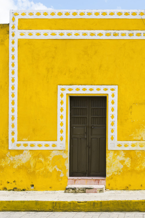Eksklusiiviset taidevalokuvat The Yellow City II - Izamal