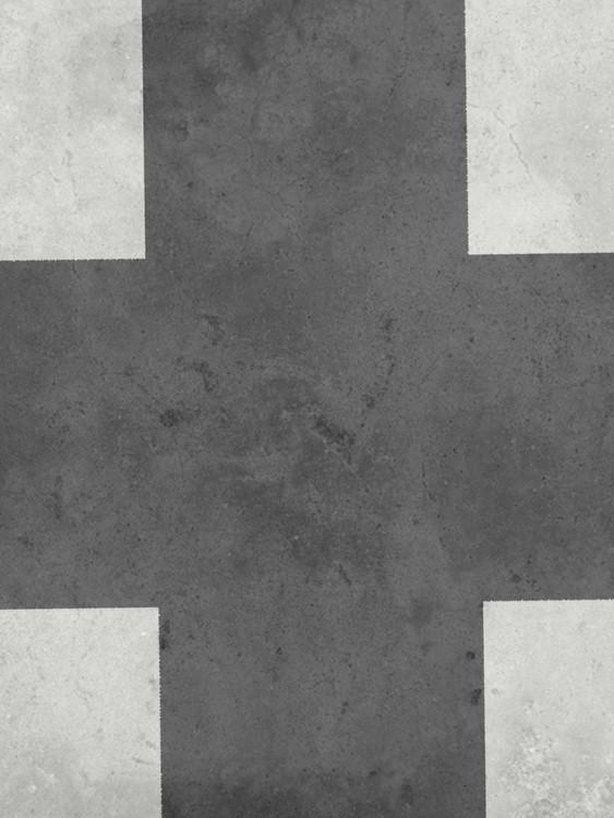Eksklusiiviset taidevalokuvat black cross 1