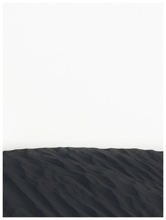 Eksklusiiviset taidevalokuvat border black sand