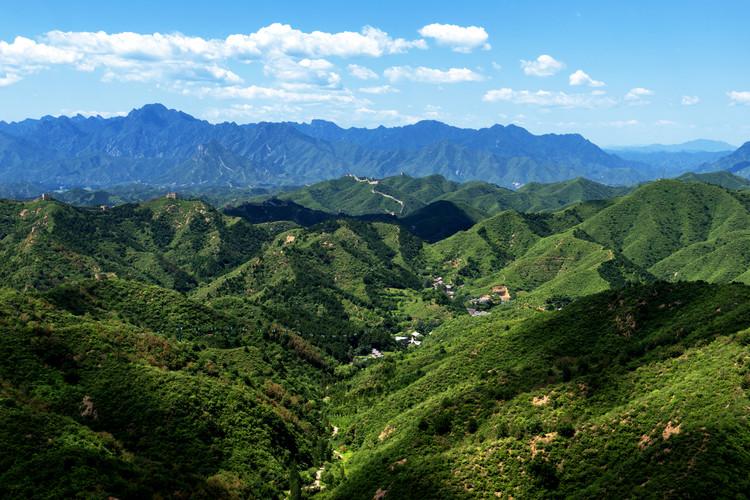 Eksklusiiviset taidevalokuvat China 10MKm2 Collection - Great Wall of China