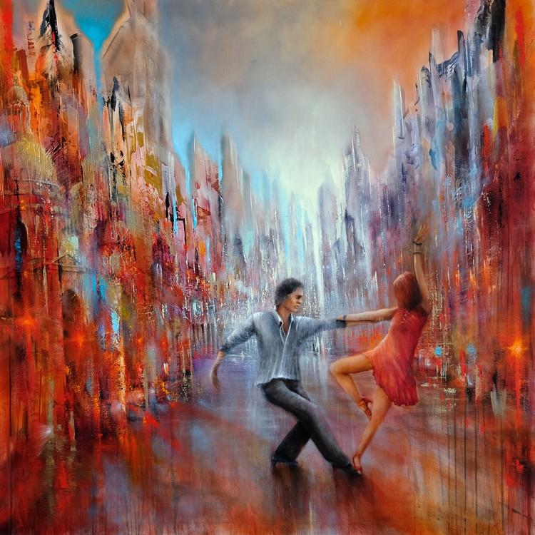 Eksklusiiviset taidevalokuvat Just dance!