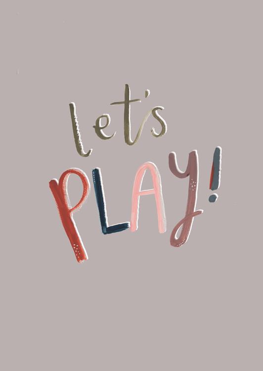 Eksklusiiviset taidevalokuvat Let's play