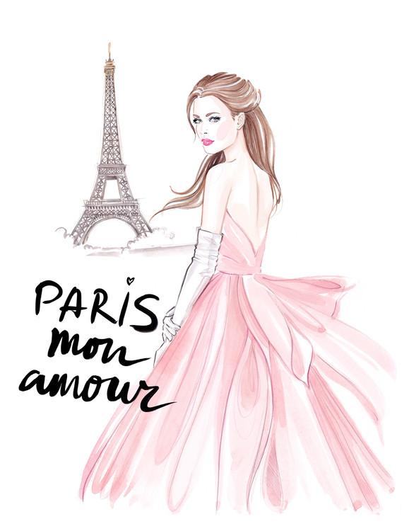 Eksklusiiviset taidevalokuvat Paris mon amour! - 2