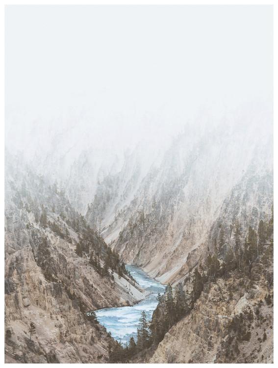 Eksklusiiviset taidevalokuvat river valley