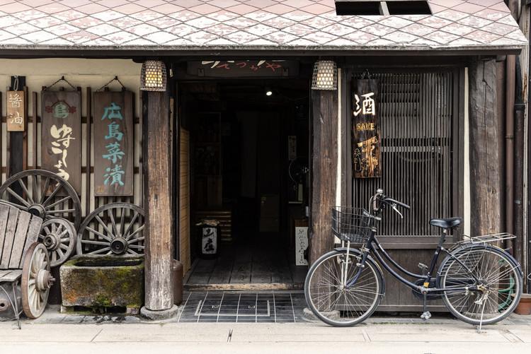 Eksklusiiviset taidevalokuvat Sake Shop