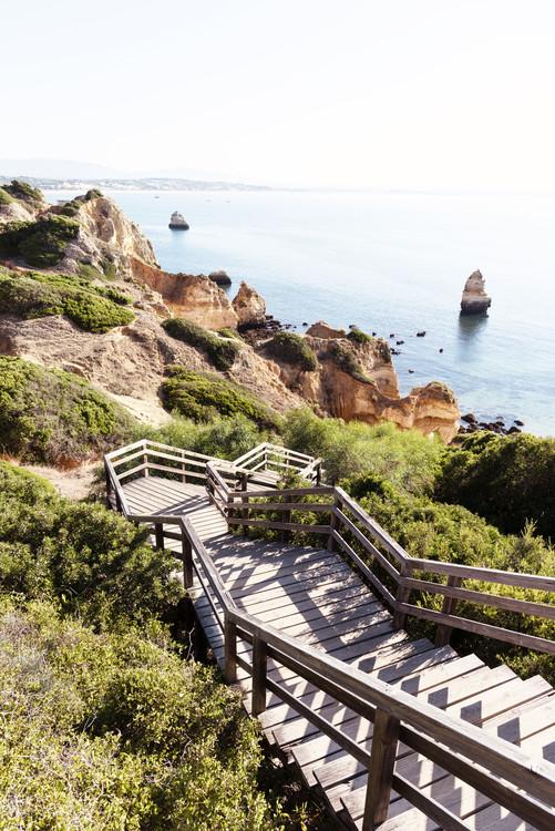 Eksklusiiviset taidevalokuvat Stairs to Camilo Beach