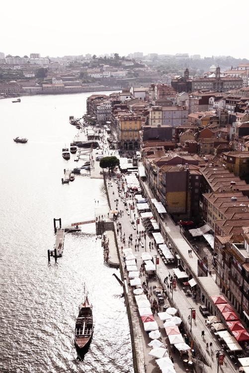 Eksklusiiviset taidevalokuvat View of Porto