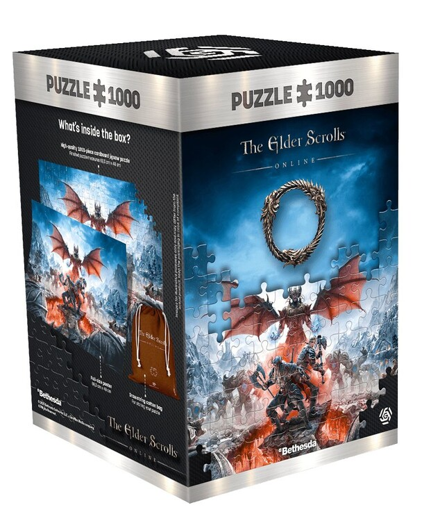 Puzzle Elder Scrolls - Vista of Greymoor