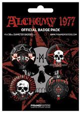ALCHEMY - La mort - Emblemas