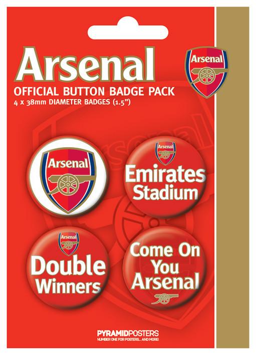 ARSENAL FC - d. winner - Emblemas