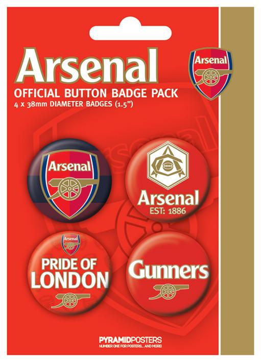 ARSENAL FC - pride - Emblemas
