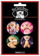BAD TASTE BEARS - Risque - Emblemas