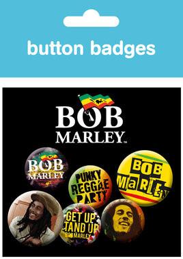BOB MARLEY - Emblemas