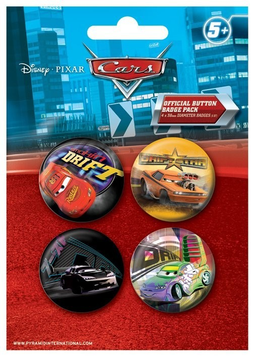CARS - drift 1 - Emblemas