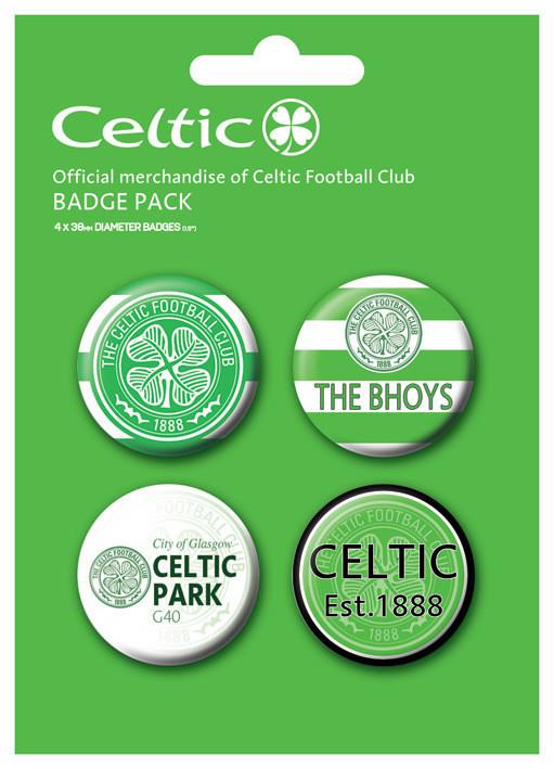 CELTIC - Emblemas