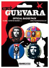 CHE GUEVARA - Emblemas