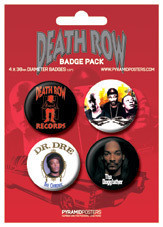 DEATH ROW RECORDS - Emblemas
