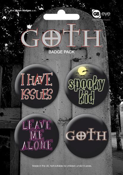 GOTH - Emblemas